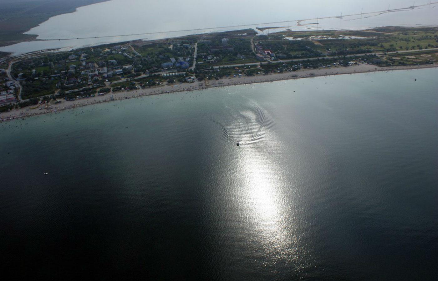 Межводное, Западный Крым