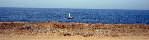 Межводное, прогулки на яхтах