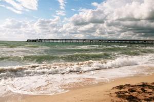Межводное пляж