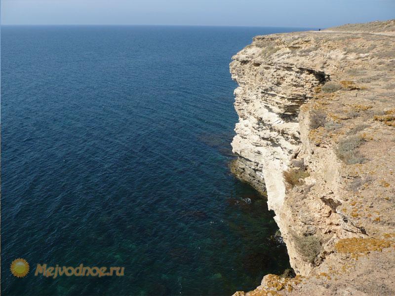 Западный Крым,Тарханкут,фото