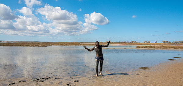 Лечебные грязи в Межводном