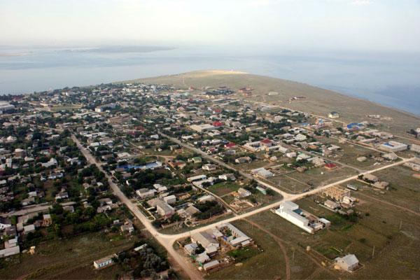 Поселок Межводное — перспективный курортный район