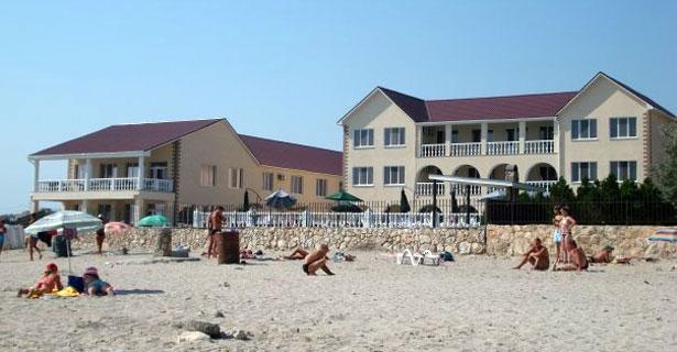Выбор варианта проживания на отдыхе в Крыму
