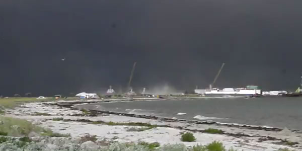 По Межводному пронесся ураган