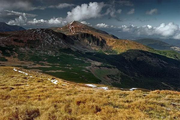Национальные природные парки Украины