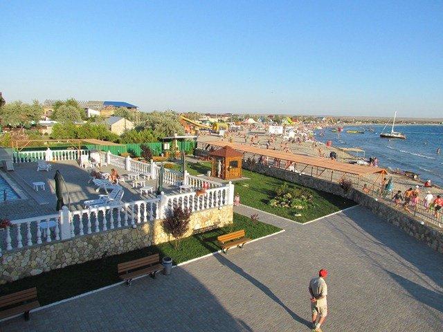 База отдыха Пальмира в Межводном