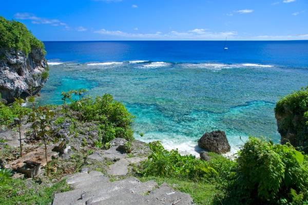 Островное государство Ниуэ, все-таки рай на земле существует