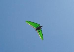 Полеты на двухместном мотодельтаплане над Тарханкутом