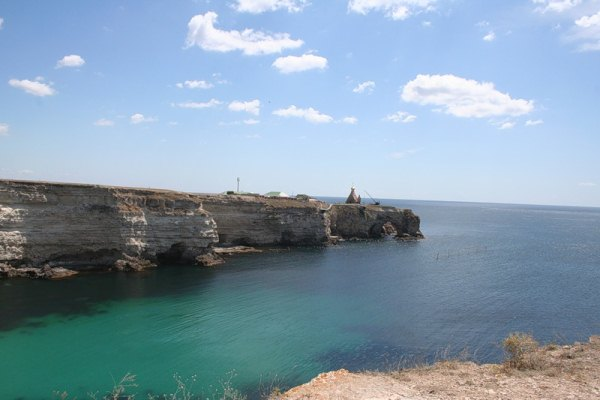 Уникальные крымские места для дайверов