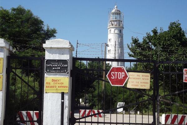 Тарханкутский маяк сегодня