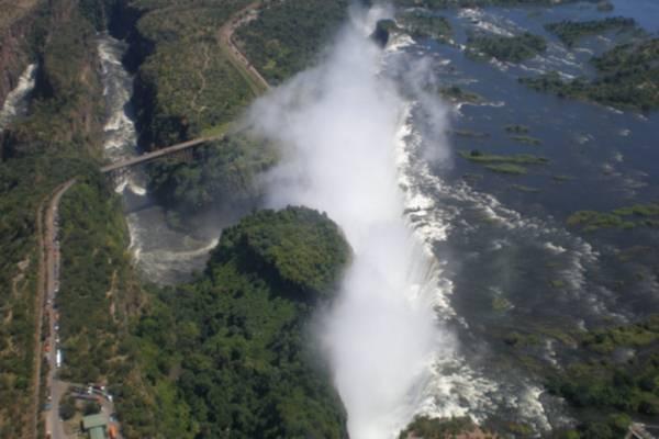 Туры в Виктория Фолс, Зимбабве
