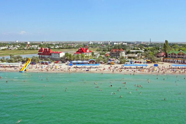 Инвестиционно-строительная компания «ВСК-Инвест» и курорт Черноморское