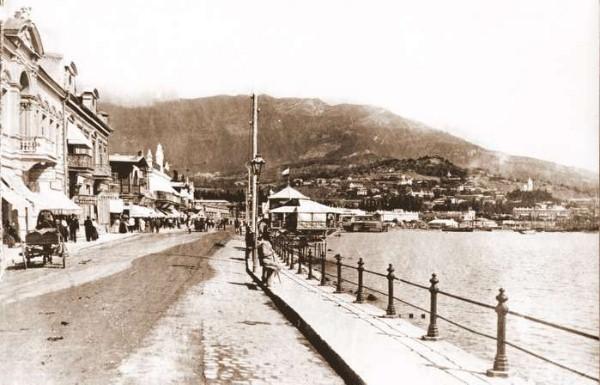 Из истории туризма в Крыму, в 1930-х годах