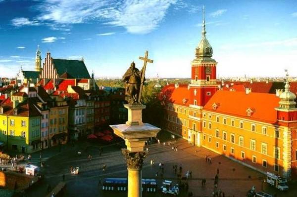 Достопримечательности Варшавы и отели вблизи этих достопримечательностей