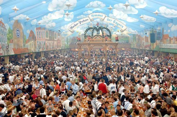 Oktoberfest-in-Munich