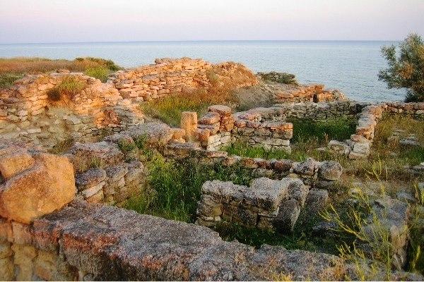 Экскурсии по западному Крыму