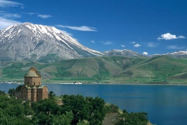 Интересные места в восточной части Турции