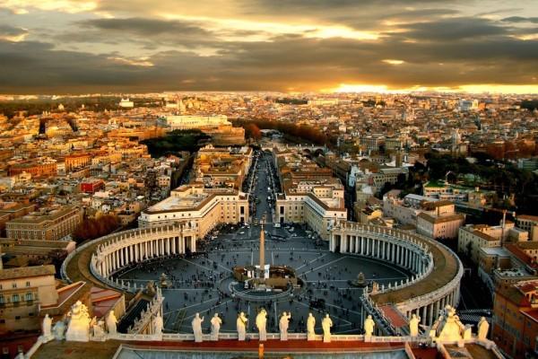 Рим — один из древнейших городов мира