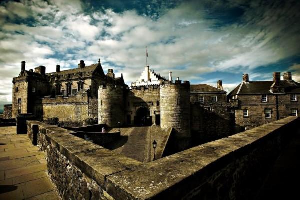 Призраки замков Шотландии