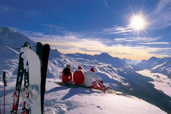 Зимний сезон: самые популярные горнолыжные курорты России