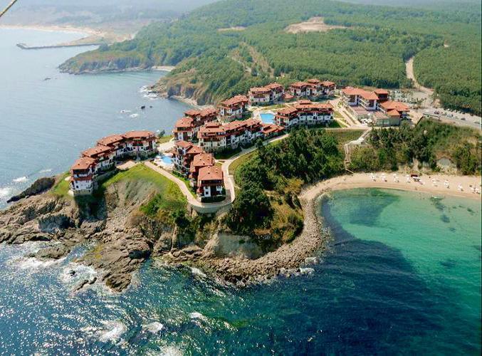 Недвижимость в Крыму и Болгарии