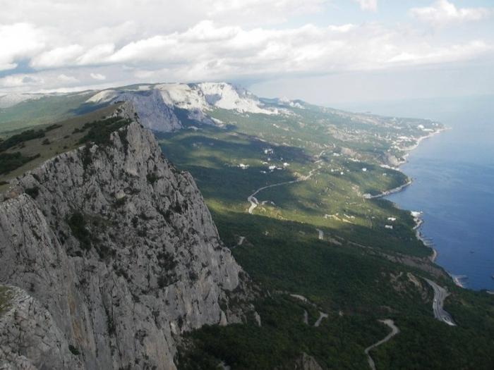 Турпоходы по Крымским горам