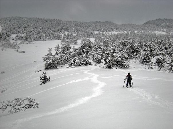 Активный отдых в Крыму зимой