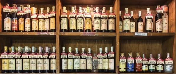Вино «Массандра», как не купить подделку