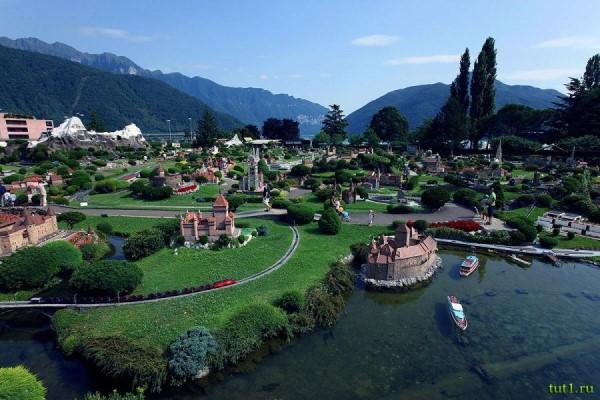 Испанский парк миниатюр