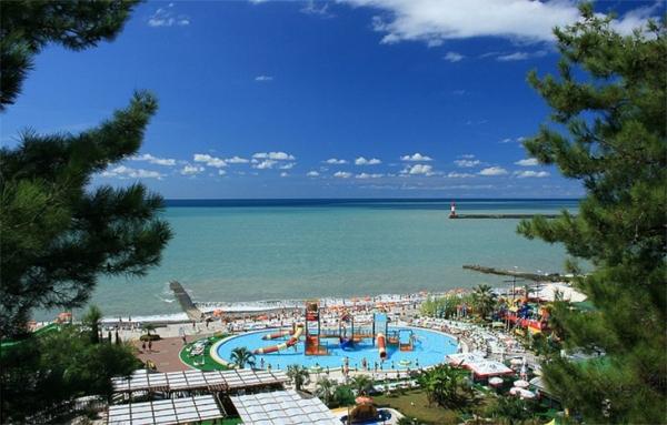 Выбор отдыха на российских курортах