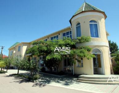 Гостиничный комплекс «Каса-де-Лара» (Бывш. «Карина»)